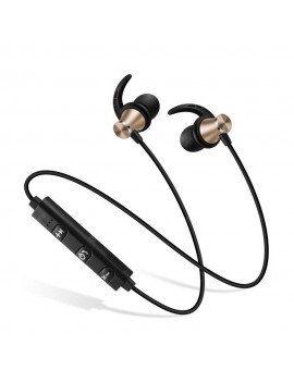 Bluetooth 4.1 Wireless Sports Earphones Running Stereo Headset with MIC