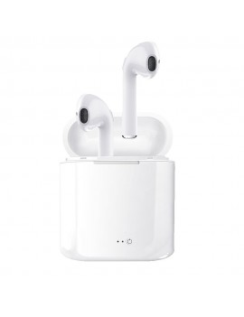 Gocomma i7s Wireless Bluetooth Earbuds with Charging Case