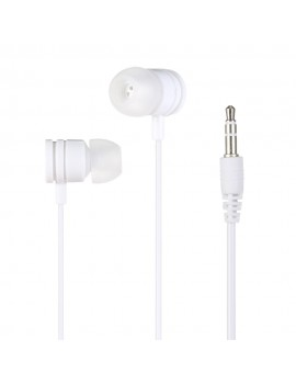 3.5mm Universal Crystalline Earphone for Mobile Phone / Computer / MP3
