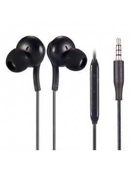 Gocomma G02 3.5mm Noise-reducing Braided Wire Headset
