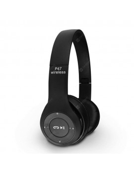 Bluetooth Foldable  Headset Stereo Headphone Earphone