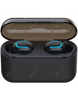 HQB - Q32 TWS Binaural Wireless Bluetooth Earphones Mini Earbuds