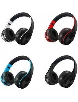 CIRCE D422 Headband Bluetooth Headset Foldable Sports Headphone