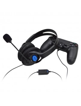 3.5mm Wired Gaming Headset for PC Computer PS4 with Mic