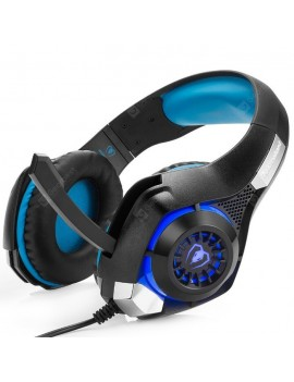 Beexcellent GM - 1 Gaming Headset with Wheat LED Light