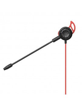 3.5mm Wired In-ear Dual Microphone Mobile Gaming Earphone