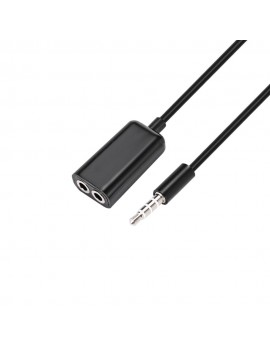 3.5MM Audio Earphones Splitter Adapter for Earphones