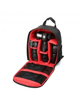 Camera DSLR Bag Waterproof Portable / Lens / Tripod Accessories Backpack Case