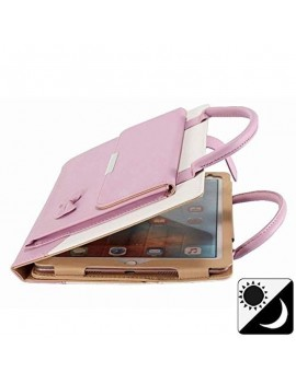 Case for IPad Mini Cute Handbag Case for Women Protective PU Leather
