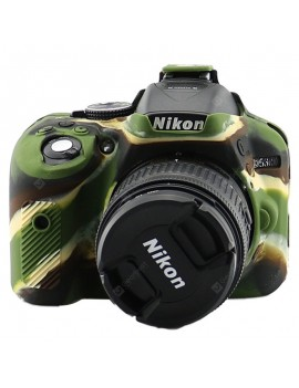 Camera Silicone Case for Nikon D5300