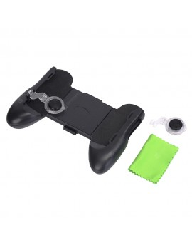 4 in 1 Mobile Game Fire Button Aim Key Trigger Controller Gamepad Joystick