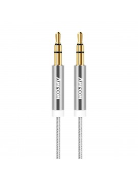 AMPCOM 3.5mm AUX Audio Cable Male to Male Stereo Audio Lossless Pure Copper Audio Cable