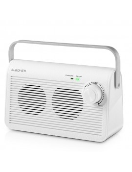 ALBOHES TV - 9000 Creative Wireless TV Speaker with a Transmitter