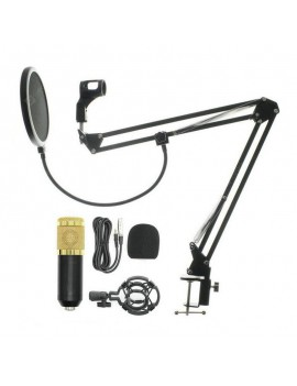 Condenser Microphone BM 800 Professional Kit With Shock Mount