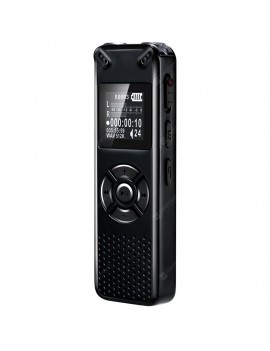 Hd Professional Intelligent Digital Voice Recorder Noise-Canceling MP3 Recorder