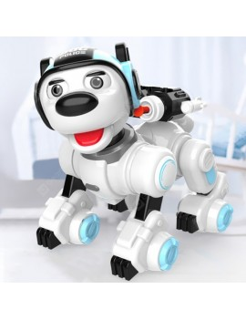 CRAZON 1901 Infrared Intelligent RC Robot Dog Toy Touch Interaction