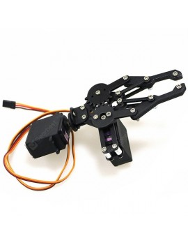 2 Degrees of Robot Arm Manipulator Claw Accessories MG996R Steering Gear DIY