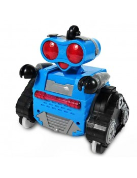 2.4GHz Multifunctional LED Rolling Ball Robot - RTR