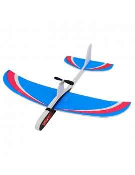 Electric Throw Out Capacitor Glider RC Airplane Kids Gift Toy