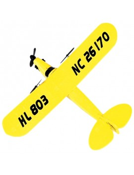 HL - 803 2.4G EPP Foam Glider 330mm Fixed Wing RC Airplane Aircraft Toy Model - RTF