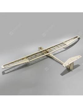 Fixed Wing Glider Aircraft Kit Aviation Exercise Machine Model