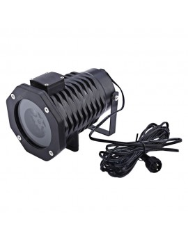 Rotating Projection Replaceable Lens Ambient Light Landscape Projector ML115