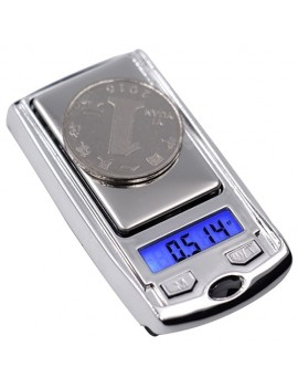 Car Key Shape Mini Digital Scale  0.01g / 100g
