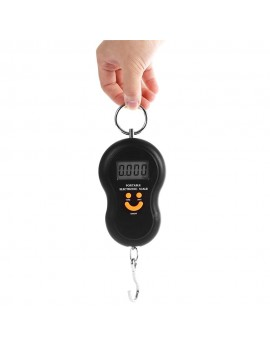 A04 50kg Electronic Digital Hanging Scale Weighing Tool