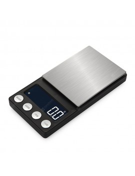 High Precision 0.01g Mini Pocket Jewelry Scale Balance Medicine Electronic Scale