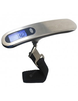 50kg / 10g Luggage Stainless Steel Luggage Scale