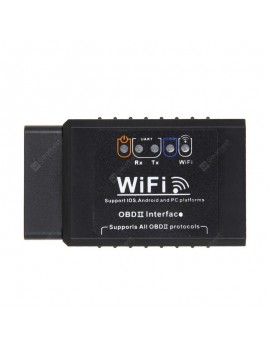 C07 ELM327 V1.5 OBD2 WiFi Car Auto Fault Diagnostic Interface Scanner