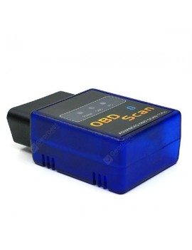 C04 ELM327 V2.1 OBD2 Bluetooth V2.0 Car Auto Fault Diagnostic Tool Scanner
