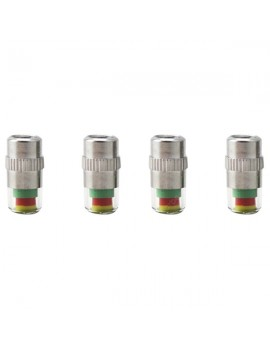 Car Tire Pressure Monitor Valve Stem Cap 4pcs