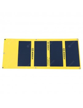 BOSSCAT AY-S020 20W Outdoor Foldable Solar Panel with USB Port