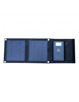 BOSSCAT AY-S05 5W Outdoor Foldable Solar Panel with USB Port
