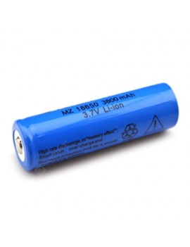 18650 Glare Flashlight Rechargeable Lithium Battery