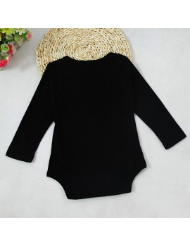 Cute Long Sleeves Package Fart Garment For Baby 0-18 Months