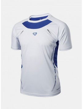 Men's Sports shirts Professional Football shirts Quick Dry Breathable T-shirts