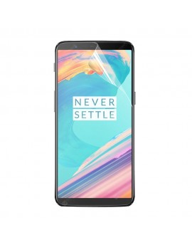 ENKAY Clear Phone Screen Protector PET HD Film for OnePlus 5T