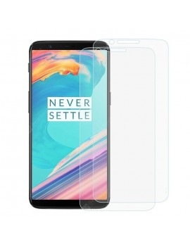9H Hardness Tempered Glass Screen Film for OnePlus 5T 2pcs
