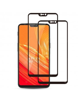 ASLING HD Tempered Glass Films Screen Protectors for OnePlus 6 2pcs