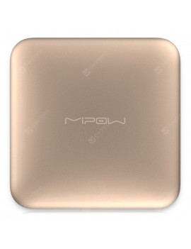 MIPOW SPL08 4500mAh Portable Mobile Power Bank Battery Charger with LED Power Indicator Light