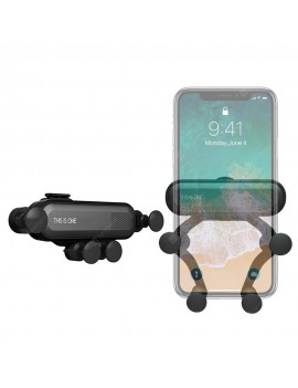 360-Degree Rotation Gravity Car Air Outlet Phone Holder for iPhone