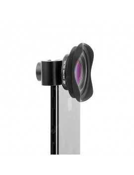 2-in-1 Photography 4K HD Camera Wide Angle Macro Lens
