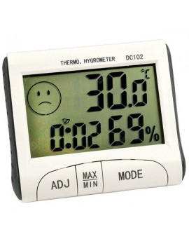 DC102 Indoor Large Screen Display Hygrothermograph